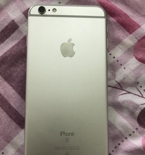 苹果6S plus国行64G