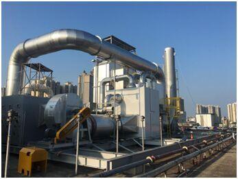 节能冷凝回收技术|福建优惠的有机废气冷凝回收设备哪里有供应
