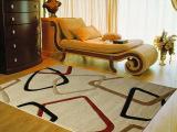 东升 米奇立体剪花威尔顿客厅书房卧室简约风格厂家地毯批发