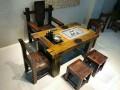 老船木茶桌椅 户外功夫茶桌 船木家具茶几