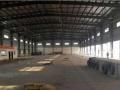 大岭山新空出钢构单一层3500平方可做仓库厂房出租