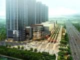 蓝岸广场高端购物和高端休闲综合商业