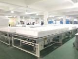 床墊流水線 乳膠床墊生產線 席夢思床墊輸送線彈簧床墊流水線