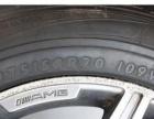低价出售二手拆车轮胎
