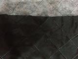 厂家直销高档优质超声波复合压棉皮草里布