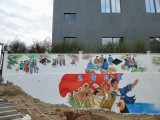 珠海专业电白墙绘 幼儿园墙绘 靠谱彩绘公司