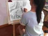 昆山成人学画画厉害老师推荐 专业素描培训 零基础免费试学