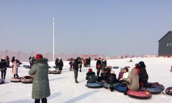努尔加国际滑雪场128¥/人