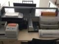 公司会议桌工位桌办公桌皮艺沙发茶几办公椅子低价转让