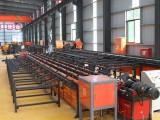 鋸切套絲打磨生產線源頭廠家 鋼筋鋸切生產線
