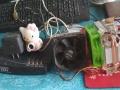贝尔猫Cpμ散热器摄像头
