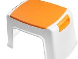 多彩加厚防滑创意儿童可爱宜家小板凳塑料凳子加厚型浴室凳折叠凳