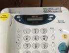 电话传真机,正常使用中