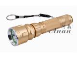 预售充电手电筒批发 led手电筒户外照明电筒 USB可手机充电手