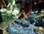 老榆木架子定做,天然石头鱼缸花盆,竹子流水.具体价格请于