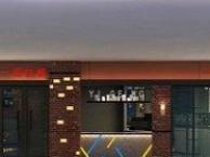 武汉洪山烤肉店装修风格整体设计|各类餐厅装修设计