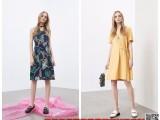 如滨2018春夏装高端时尚品牌折扣尾货女装批发价格