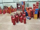 海珠区琶洲回收废旧干粉灭火器消防设备