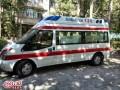 惠州医院120救护车出租服务广东省各医院重症监护病人
