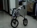 折叠自行车 便捷