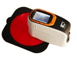 新款山东便携式色差仪橡胶测色CS-580