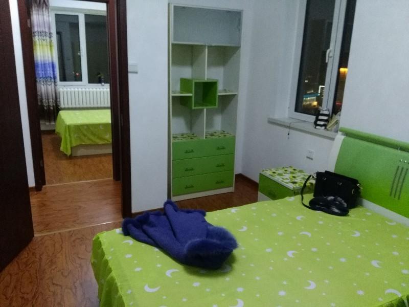 奥林匹克广场 星海绿山城D区 2室 2厅 89平米 整租