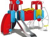 温州厂家定制户外非标组合滑梯游乐设施