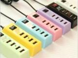 1件代发货 ANP手机USB多口充电器 苹果USB直充 4口US