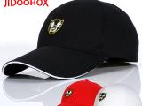新款韩版男女情侣帽子时尚防晒遮阳帽 棒球帽鸭舌太阳帽加盟代理