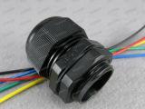 UL认证 黑色NPT1quot尼龙电缆固定头
