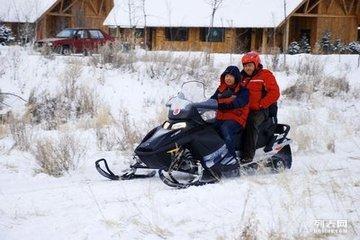 冬季到呼伦贝尔玩雪5日体验之旅