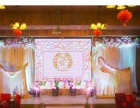 无锡婚庆公司星座婚礼温馨小型婚礼如何办出高大上氛围