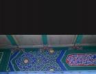古建彩绘寺庙壁画