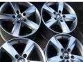 全新大众途锐原厂波兰产17寸轮毂转让