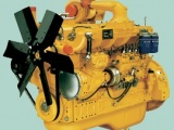 潍柴发动机4102P带离合器皮带轮