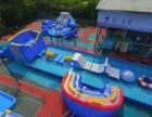 水上乐园设备出租租赁大型水上冲关出租水上游乐设备租赁展览