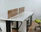 嘉鱼卖办公桌 嘉鱼屏风隔断桌款式 嘉鱼员工工位桌图片