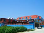 哈仙岛阳光渔村,近海景,舒适的哈仙岛老字号渔家院!