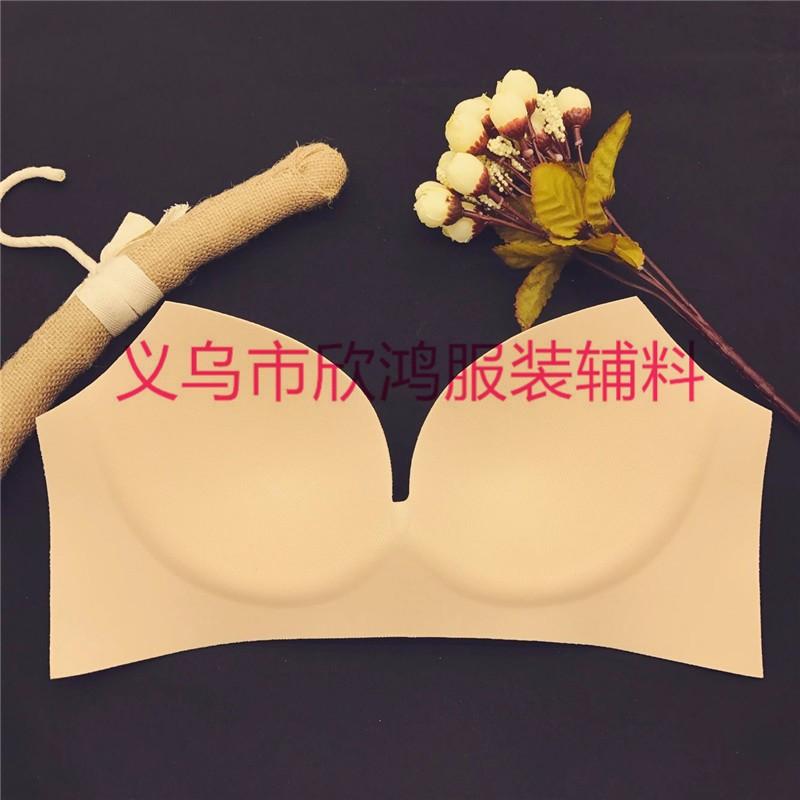 义乌内衣辅料厂家供应海绵胸垫 文胸内衣插片