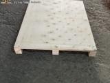 黃島免熏蒸膠合板木托盤棧板物流中轉回收批發處理