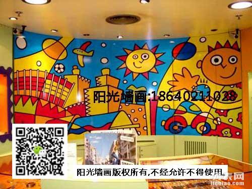 沈阳幼儿园墙画丨沈阳幼儿园手绘丨沈阳幼儿园墙绘