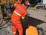 常熟疏通管道高压清洗市政工程污水雨水管道清淤封堵