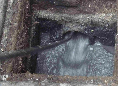 歙县管道疏通雨污管网窨井高压清洗疏通检测 畅通环保