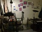 乐队排练房出租静音耳机排练,每小时60月