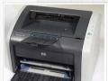 HP1010A4纸二手激光打印机 配全新硒鼓