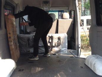 上海大众搬家出租车35元起步价4元一公里机打发票报销方便