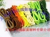 厂家现货供应圆弹力绳 进口松紧绳1mm-10mm 高强橡筋绳