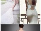 女人最美丽的时候就是穿上婚纱走进婚礼殿堂的那一刻