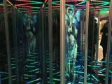 創意鏡子迷宮,網紅小屋,景區游樂,夢幻旅程,星空藝術館