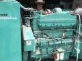300千瓦二手发电机原装进口康明斯柴油发电机组300kw出售外资